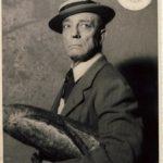 Buster Keaton at the Circus Medrano.