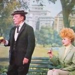 Buster Keaton and Lucille Ball