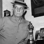 Buster Keaton with his Oscar