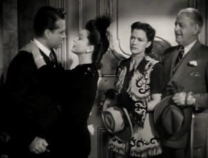 Red Skelton, Patricia Dane, Eleanor Powell & Thurston Hall in I Dood It