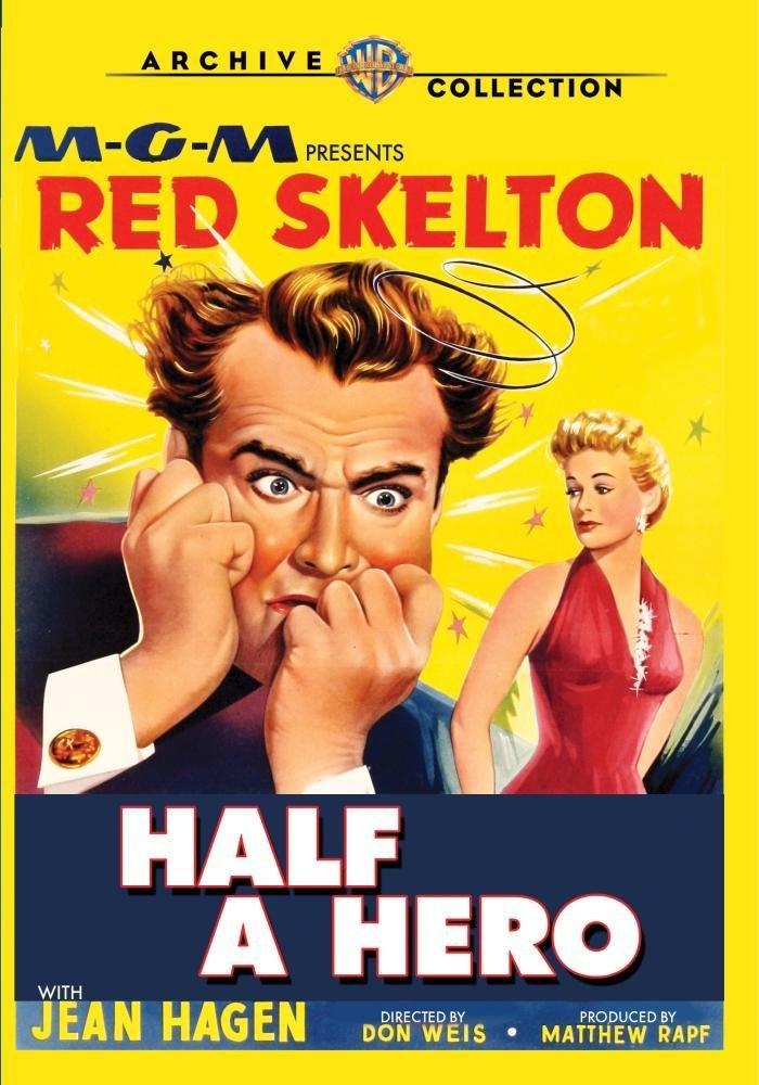Half a Hero, starring Red Skelton, Jean Hagen