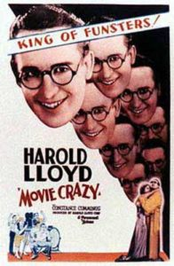 Movie Crazy (1932) starring Harold Lloyd, Constance Cummings