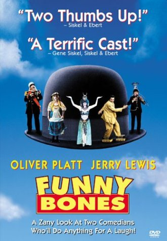 Funny Bones - Struggling in the shadow of his famous comedian father, a young comic retreats to his old hometown when his act bombs in Las Vegas - then ...