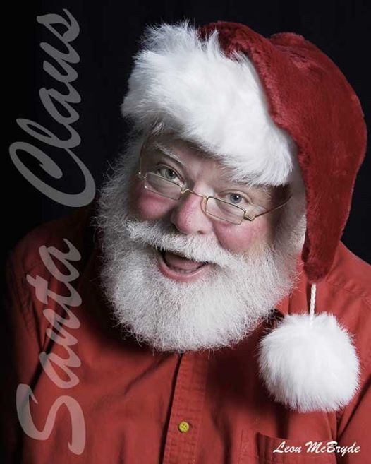 Leon McByde as Santa Claus