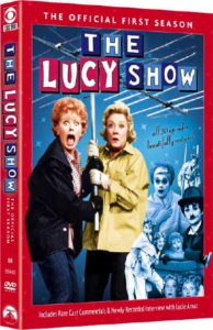 The Lucy Show, season 1