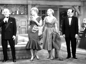 Country Club Dance—I Love Lucy season six, episode 177, originally aired April 22, 1957