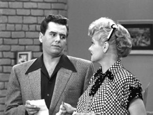 Ricky Has Labor Pains - I Love Lucy - Ricky, Lucy, and the list