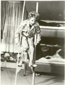 Lucy on Stilts in The Lucy Show