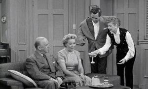 Too Many Crooks - Fred and Ethel try to get Ricky and Lucy's fingerprints, while the Ricardos do the same to them