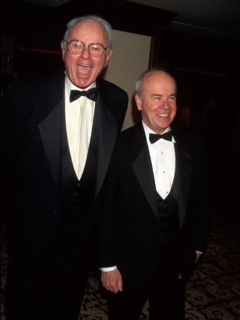Harvey Korman and Tim Conway