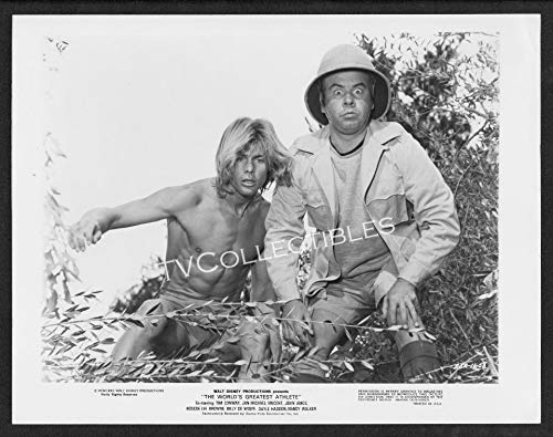 Jan-Michael Vincent and Tim Conway in The World's Greatest Athlete