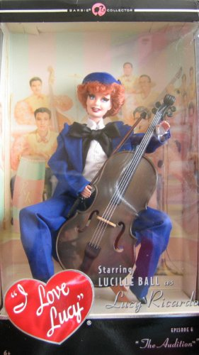 Barbie Collector I Love Lucy Episode 6 - The Audition Doll