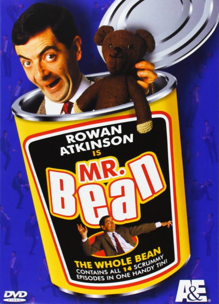 mr bean the whole bean complete set Mr. Bean (Completo) Legendado Seriado Grátis