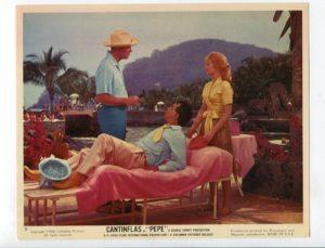 Dan Dailey, Cantiflas, and Shirley Jones in Pepe