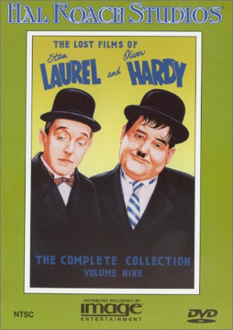 The Lost Films of Laurel & Hardy volume 9